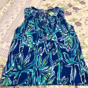 Lilly Pulitzer blouse !